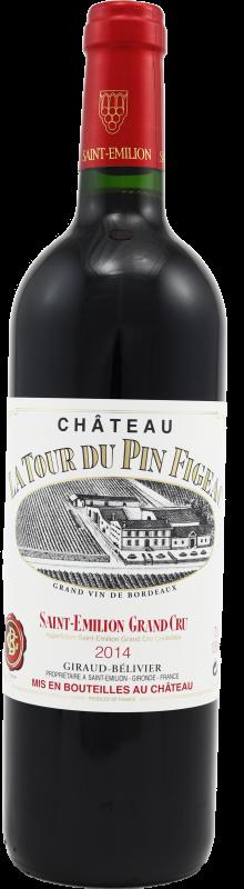 Château la Tour du Pin Figeac 2001