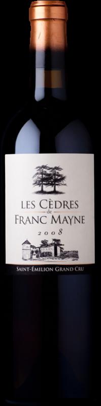 Les Cèdres de Franc Mayne 2013