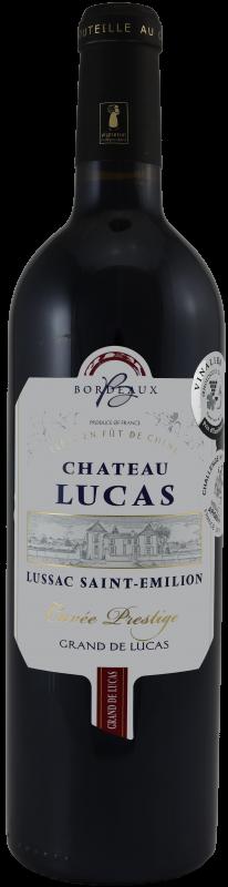 "Château Lucas ""Grand de Lucas"" 2010"