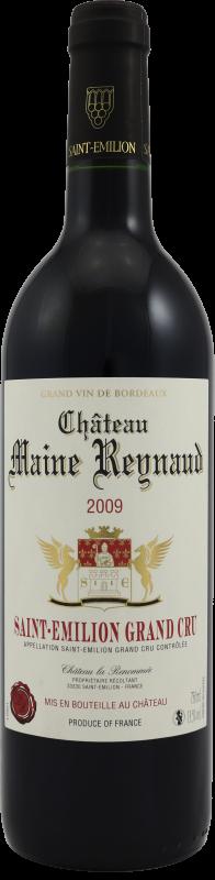 Château Maine Raynaud 2009