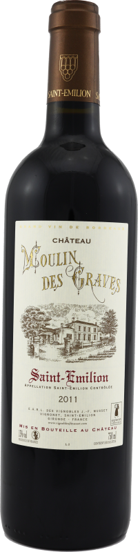 Château Moulin des Graves 2013