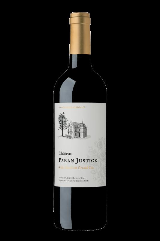 Château Paran Justice 2016