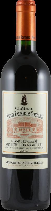 Château Petit Faurie de Soutard 2000