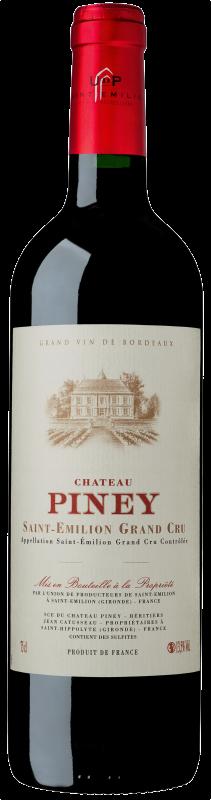 Château Piney 2012