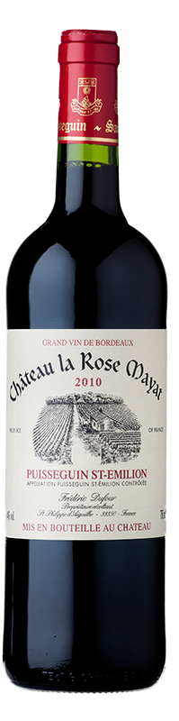 Château la Rose Mayat 2015