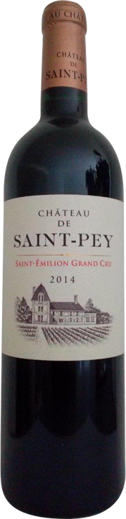 Château de Saint Pey 2015