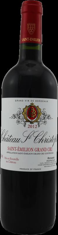 Château Saint Christophe 2015