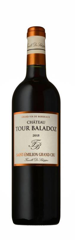 Château Tour Baladoz 2015