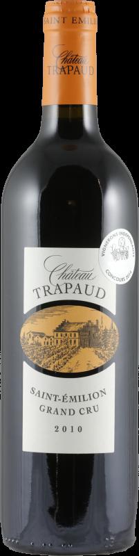 Château Trapaud 2012