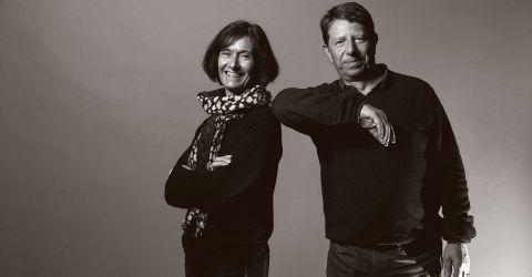 Jérôme et Béatrice de MONTEIL