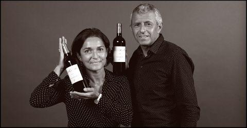Sylvie COURREAUD et Cyrille SASTRE