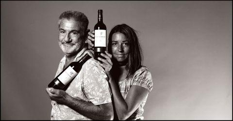 Philippe FAURE et sa fille